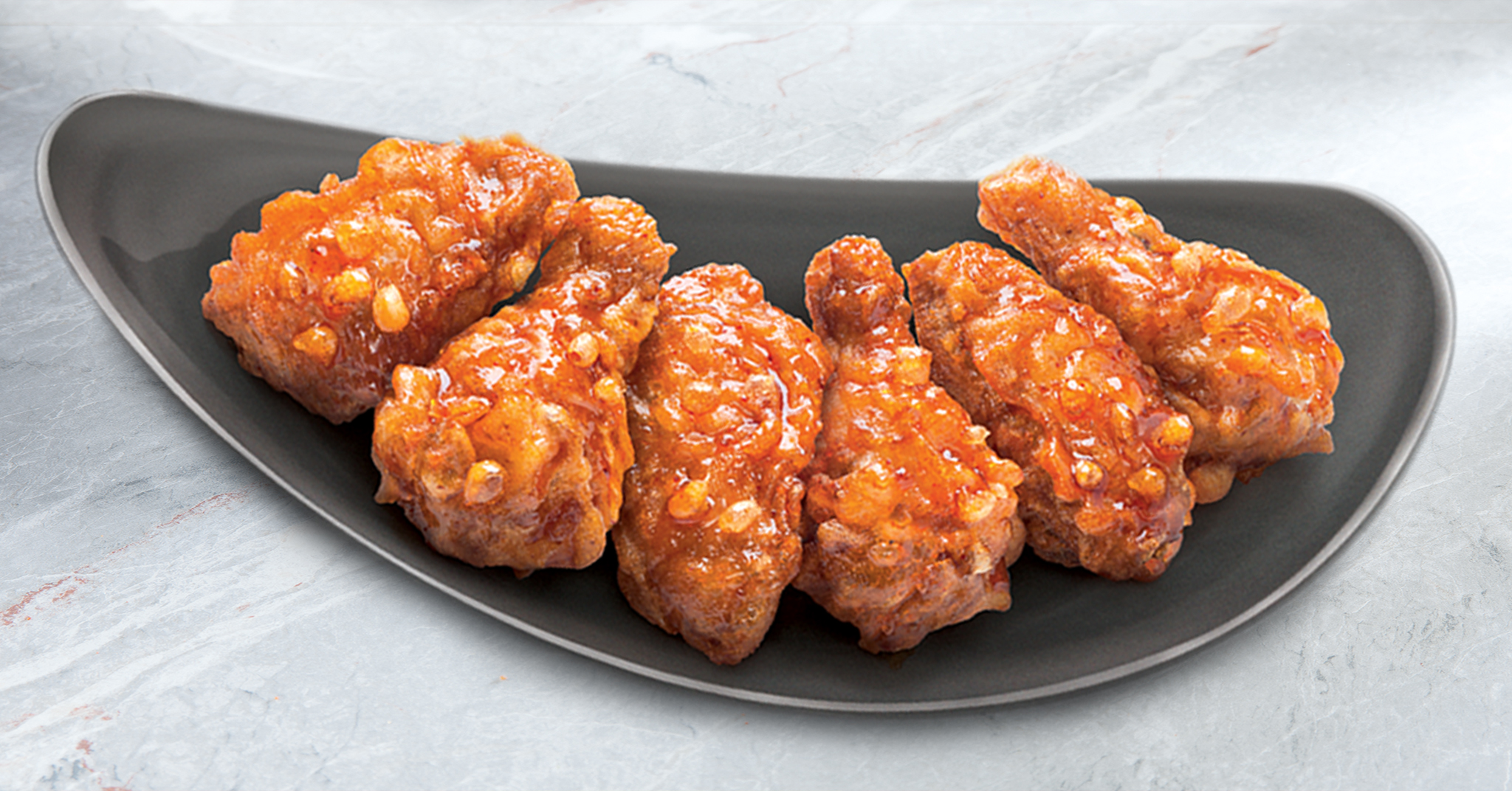 Korean Style Chicken Wings Image