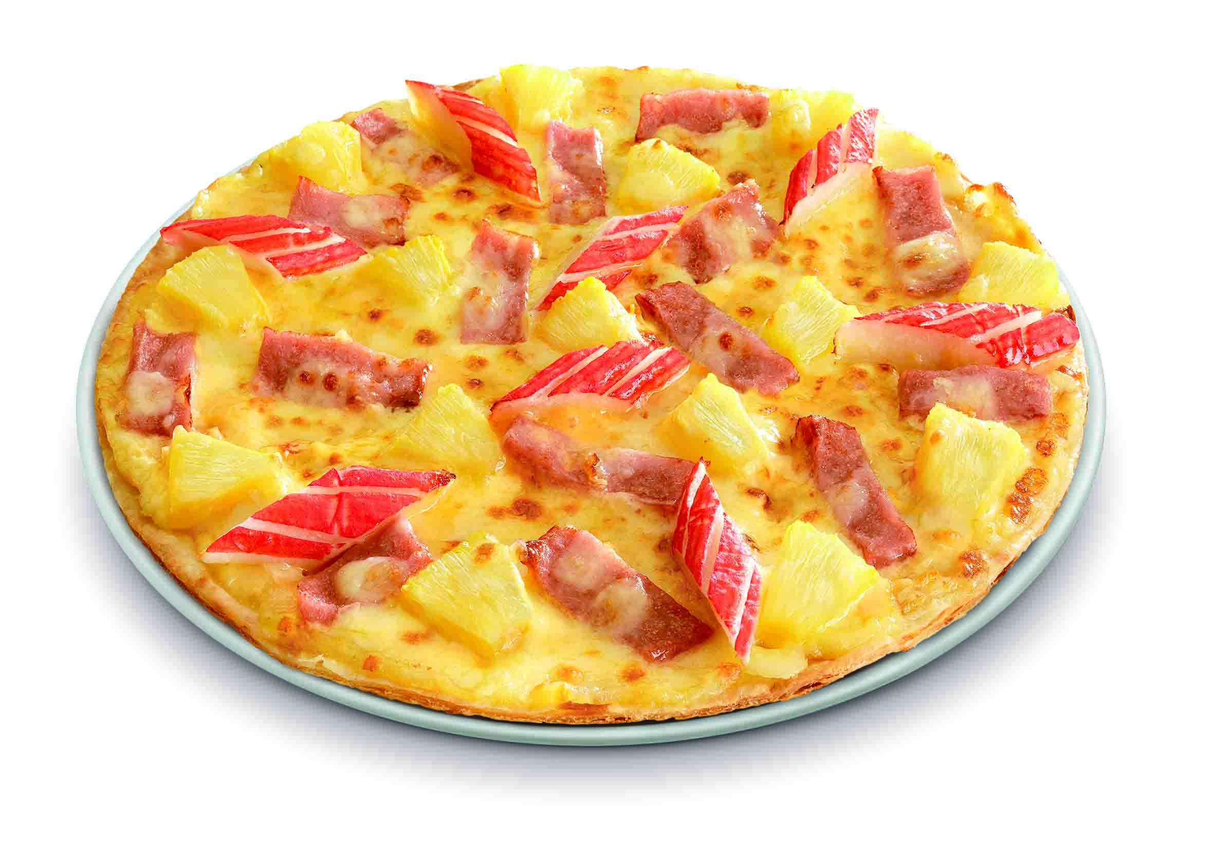Ham & Crab Sticks Image