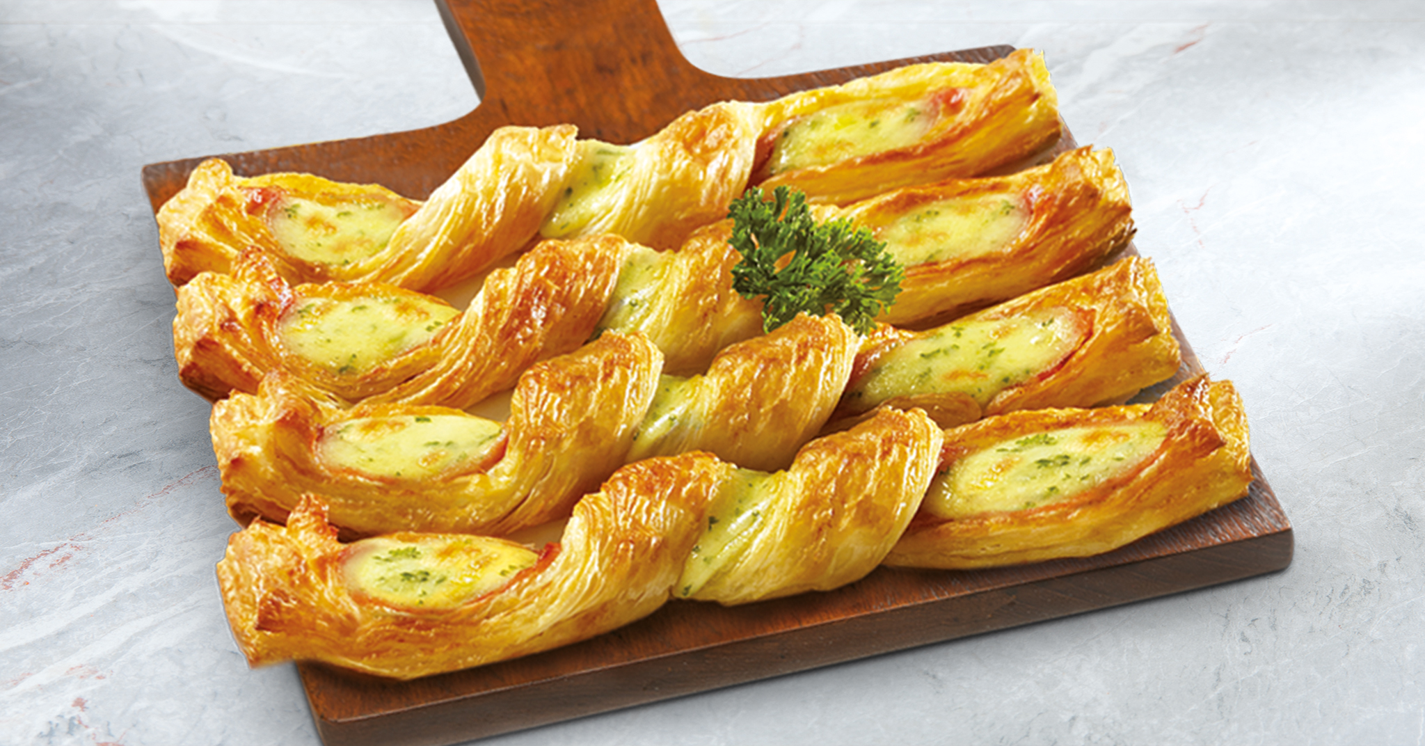Bacon & Cheese Twist Image
