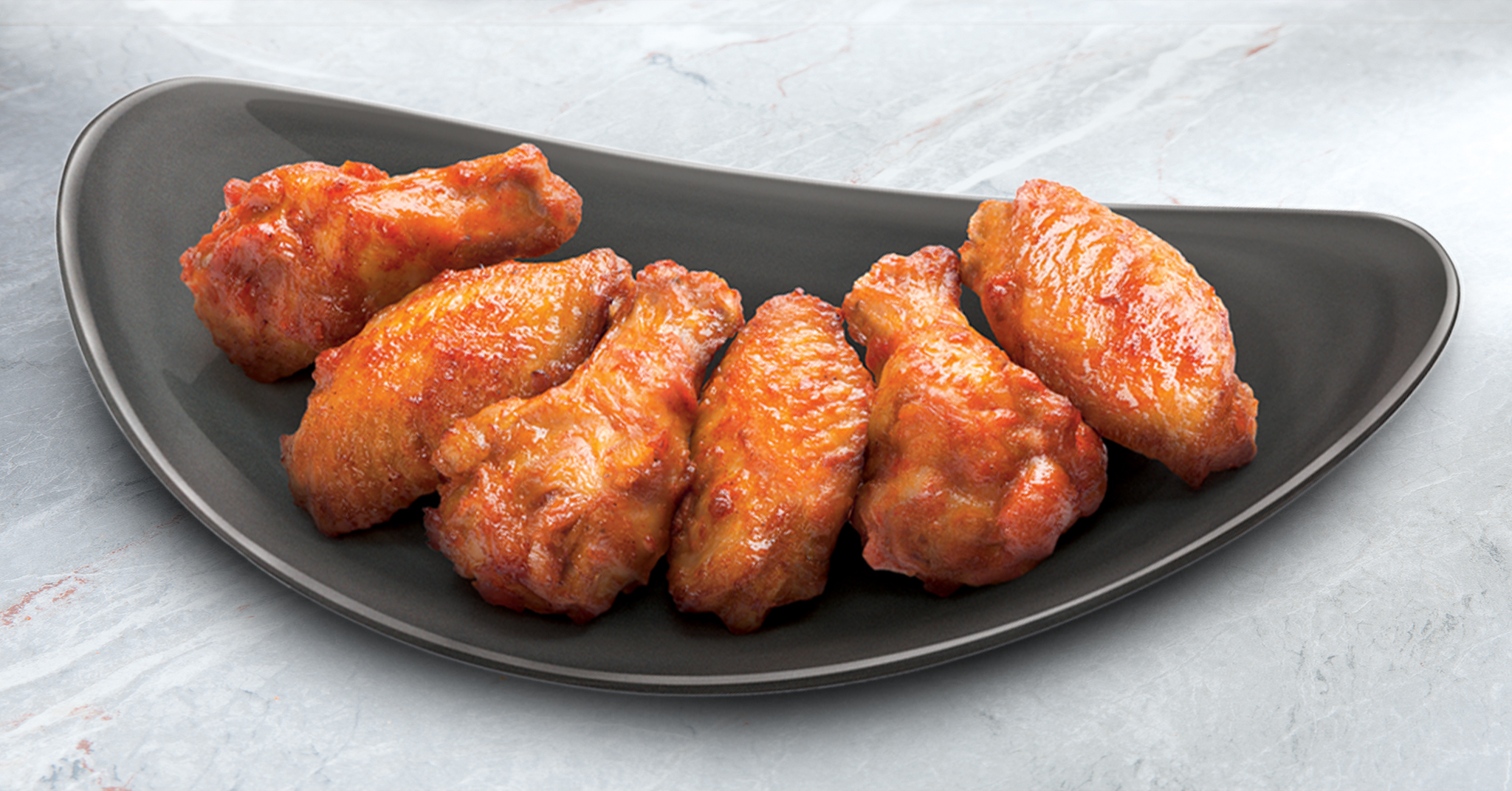 BBQ Chicken Wings Image